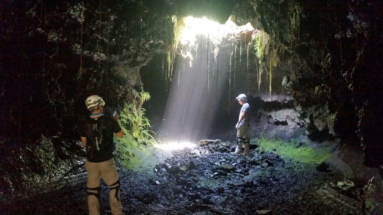 Infos pratiques tunnel de lave